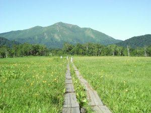 尾瀬至仏山